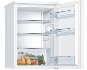 Bosch Tischkühlschrank KTR15NWEA ,  134 Liter Nutzinhalt, A+++