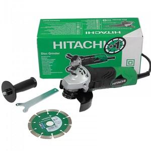 Hitachi Winkelschleifer 125mm - G13SN 840 Watt, Scheiben Ø 125 mm