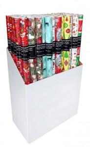 Braun + Company Geschenkpapier Weihnachten ,  2 m x 70 cm