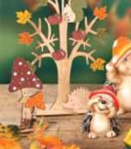 Herbst Aufsteller Baum