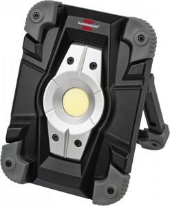 Brennenstuhl Akku LED Arbeitsstrahler ML CA 110 M 10 Watt, 1000 Lumen, IP54, mit USB