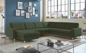 MCA furniture - Wohnlandschaft 2025 in moos