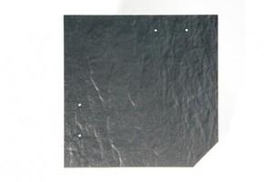 SKAN HOLZ Carport Spreewald 585 x 893 cm mit EPDM-Dach, schwarze Blende