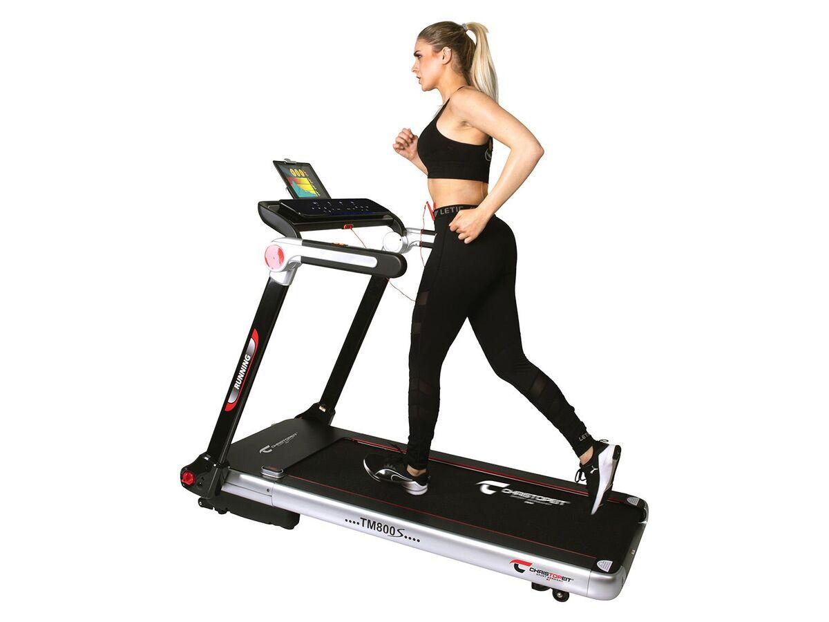 Bild 1 von Christopeit Sport Elektrisches Laufband TM 800S