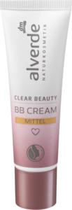 alverde NATURKOSMETIK Pure Beauty BB Cream mittel