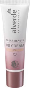 alverde NATURKOSMETIK Pure Beauty BB Cream hell
