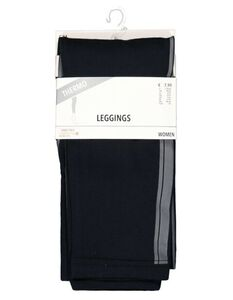 Damen Thermo Leggings mit Galonstreifen