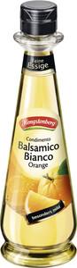 Hengstenberg Balsamico Bianco mit Orange 250 ml