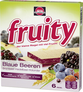 Schwartau Fruity Blaue Beeren 144 g