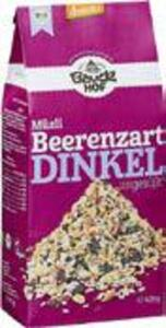 demeter Bauckhof Bio-Dinkelmüsli
