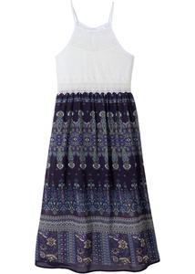 Mädchen Kleid mit Spitzendetails