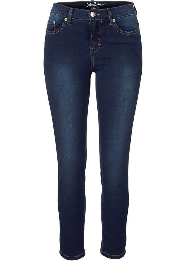 7/8 Shapingjeans, Power-Stretch