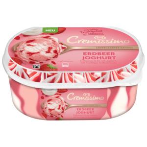 Langnese Cremissimo Erdbeer Joghurt