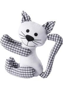 Gardinen-Deko Katze