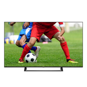 HISENSE 43A7300F,  LED TV, Schwarz