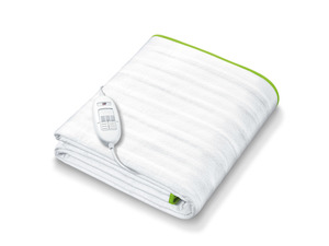 BEURER TS 15 Wärmeunterbett Weiß/Grün