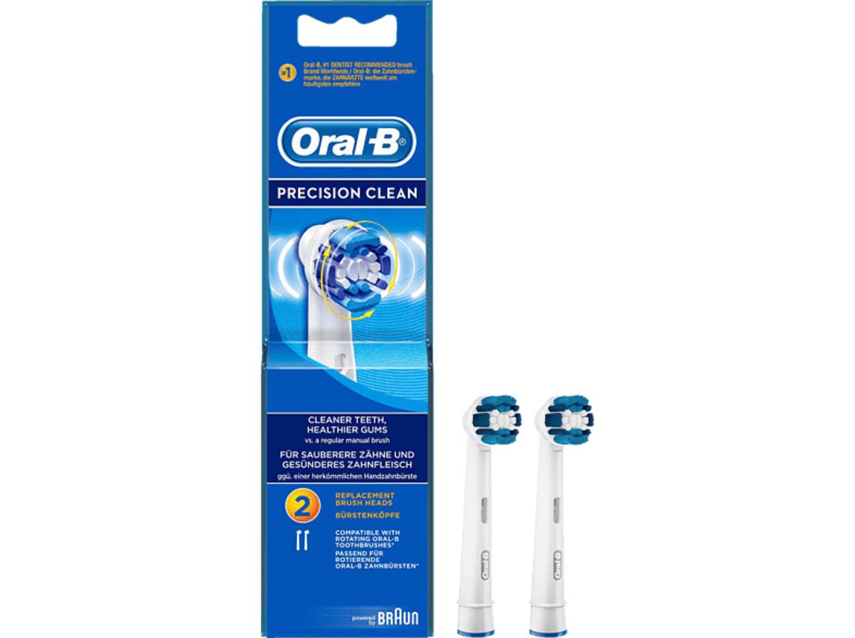 Bild 2 von ORAL-B Precision Clean 2er Aufsteckbürsten ->