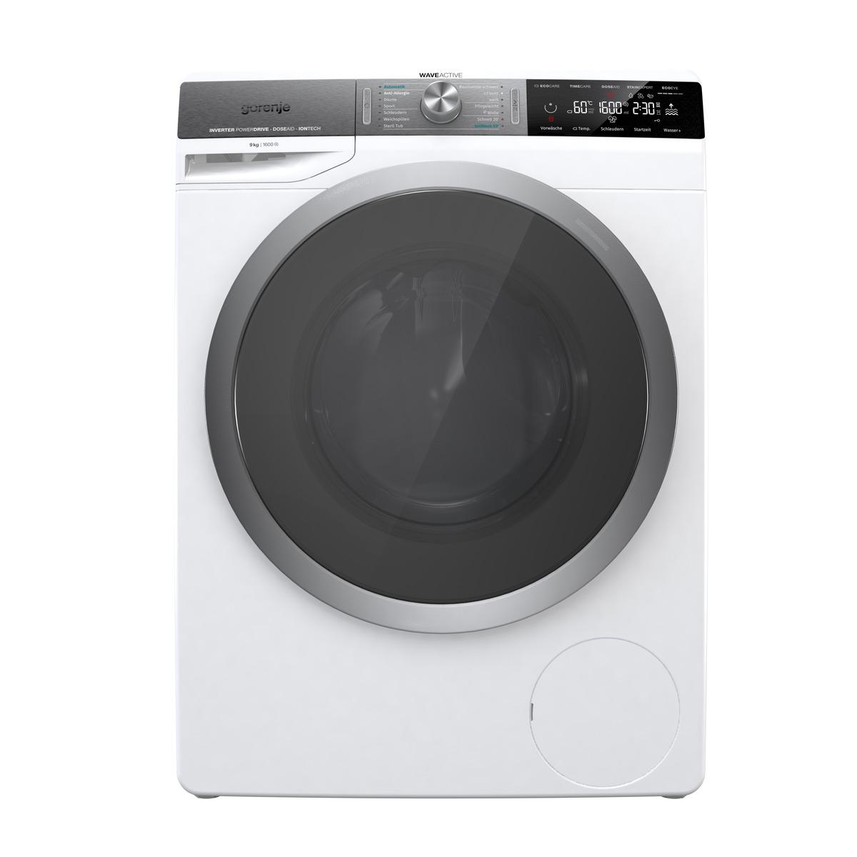 Bild 1 von GORENJE W2S967LNT Waschmaschine mit 1600 U/Min. in Weiß
