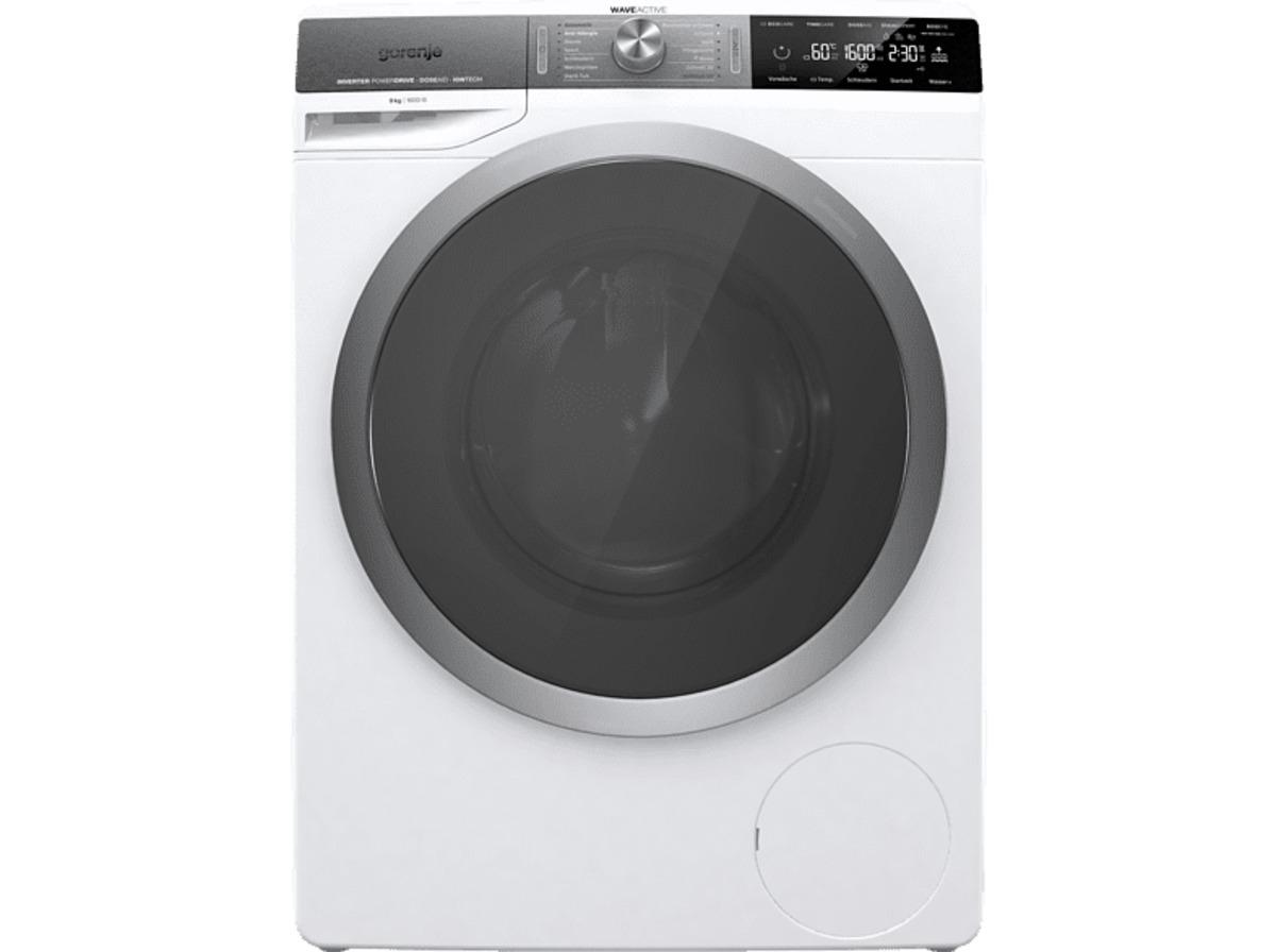 Bild 2 von GORENJE W2S967LNT Waschmaschine mit 1600 U/Min. in Weiß