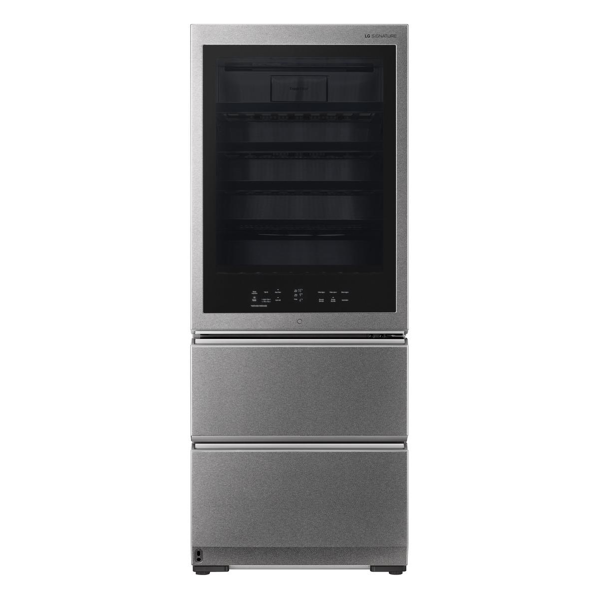 Bild 1 von LG SIGNATURE LSR200W Weinkühlschrank/Kühlgefrierkombination