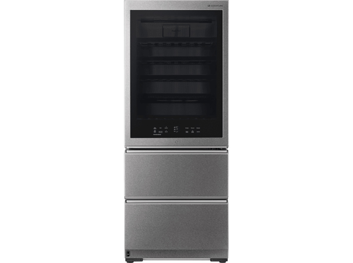 Bild 2 von LG SIGNATURE LSR200W Weinkühlschrank/Kühlgefrierkombination