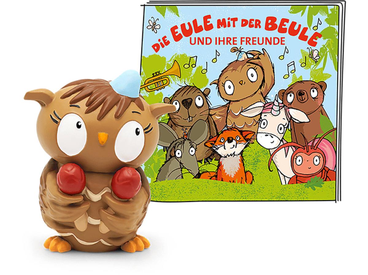 Bild 2 von BOXINE Tonie-Figur: Die Eule mit der Beule und ihre Freunde - Liederalbum Hörfigur