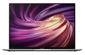 HUAWEI Matebook X Pro 2019, Notebook mit 13.9 Zoll Display, Core™ i7 Prozessor, 8 GB RAM, 512 GB SSD, GeForce® MX250, Grau
