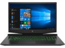 Bild 2 von HP Pavilion 17-cd0231ng, Gaming Notebook mit 17.3 Zoll Display, Core™ i7 Prozessor, 16 GB RAM, 1 TB SSD, GeForce GTX 1660 Ti Max-Q, Schwarz/Chrom/Grün