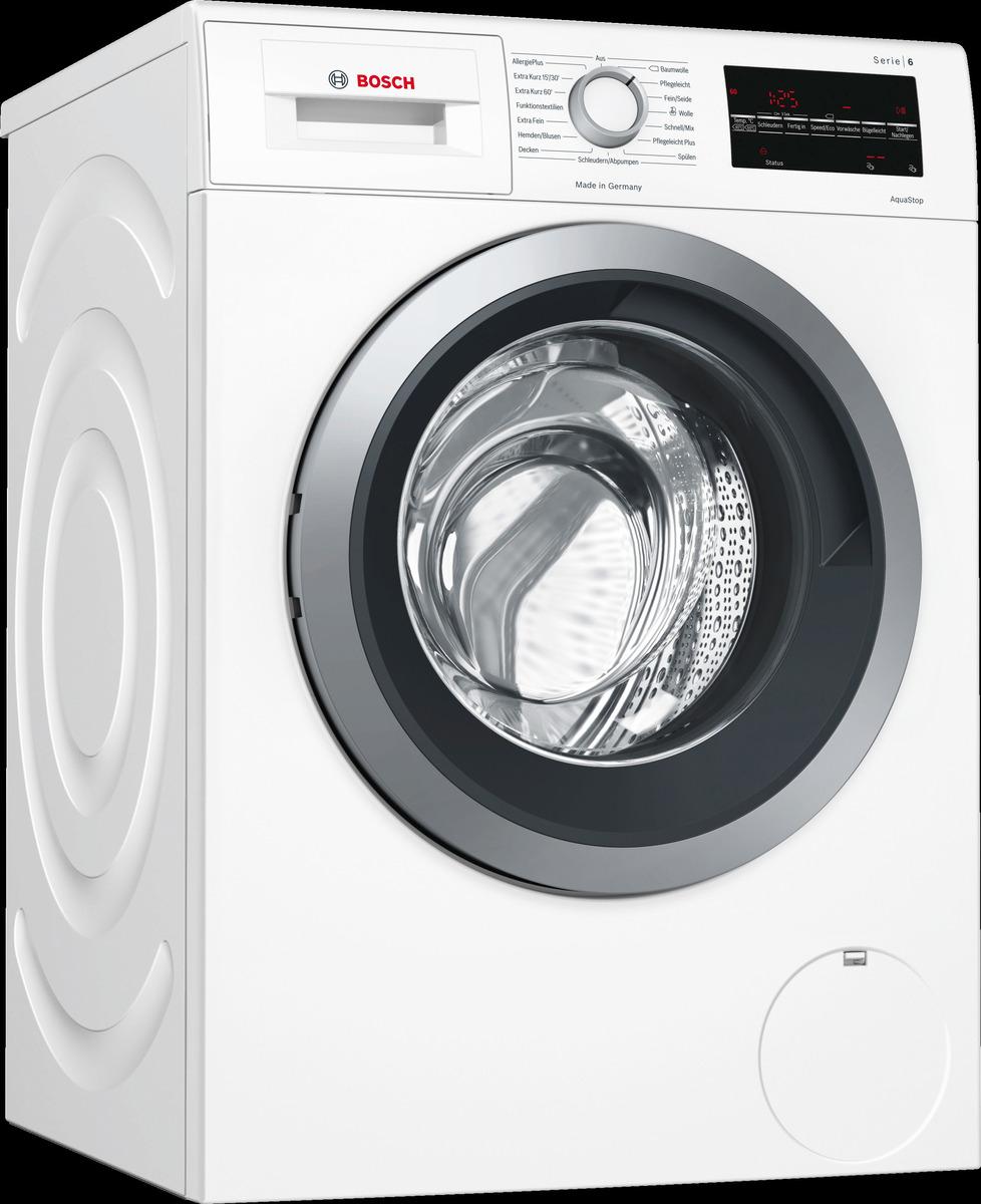 Bild 1 von BOSCH WAG28430 Serie 6 Waschmaschine (9 kg, 1361 U/Min., A+++)