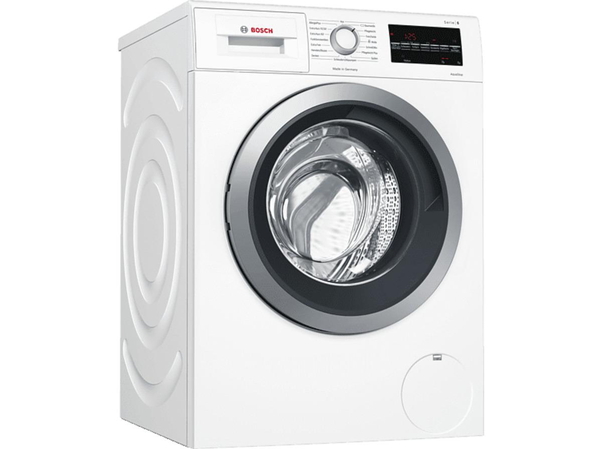 Bild 2 von BOSCH WAG28430 Serie 6 Waschmaschine (9 kg, 1361 U/Min., A+++)
