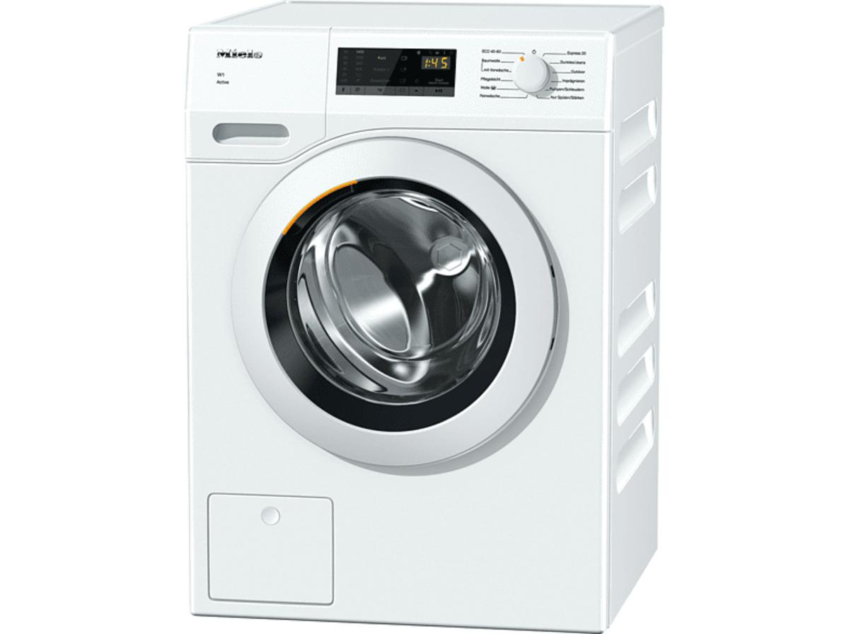 Bild 2 von MIELE WCA 030 WCS Active Classic Baureihe Waschmaschine (7 kg, 1400 U/Min., A+++)
