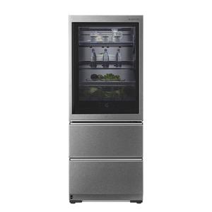 LG SIGNATURE LSR200B  French Door (A++, 267 kWh/Jahr, 1793 mm hoch, Edelstahl)