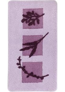 Badematte mit floralem Design