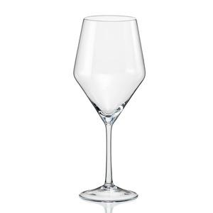 BOHEMIA Cristal Gläserset Bordeaux - Jane 6tlg.