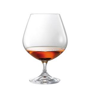 BOHEMIA Cristal Gläserset Cognac - Natalie 6tlg.