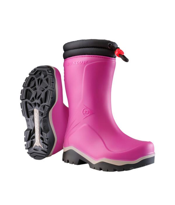 Stiefel Blizzard Kids, pink