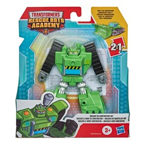 Playskool Heroes Transformers Rescue Bots Academy Boulder der Baustellen-Bot