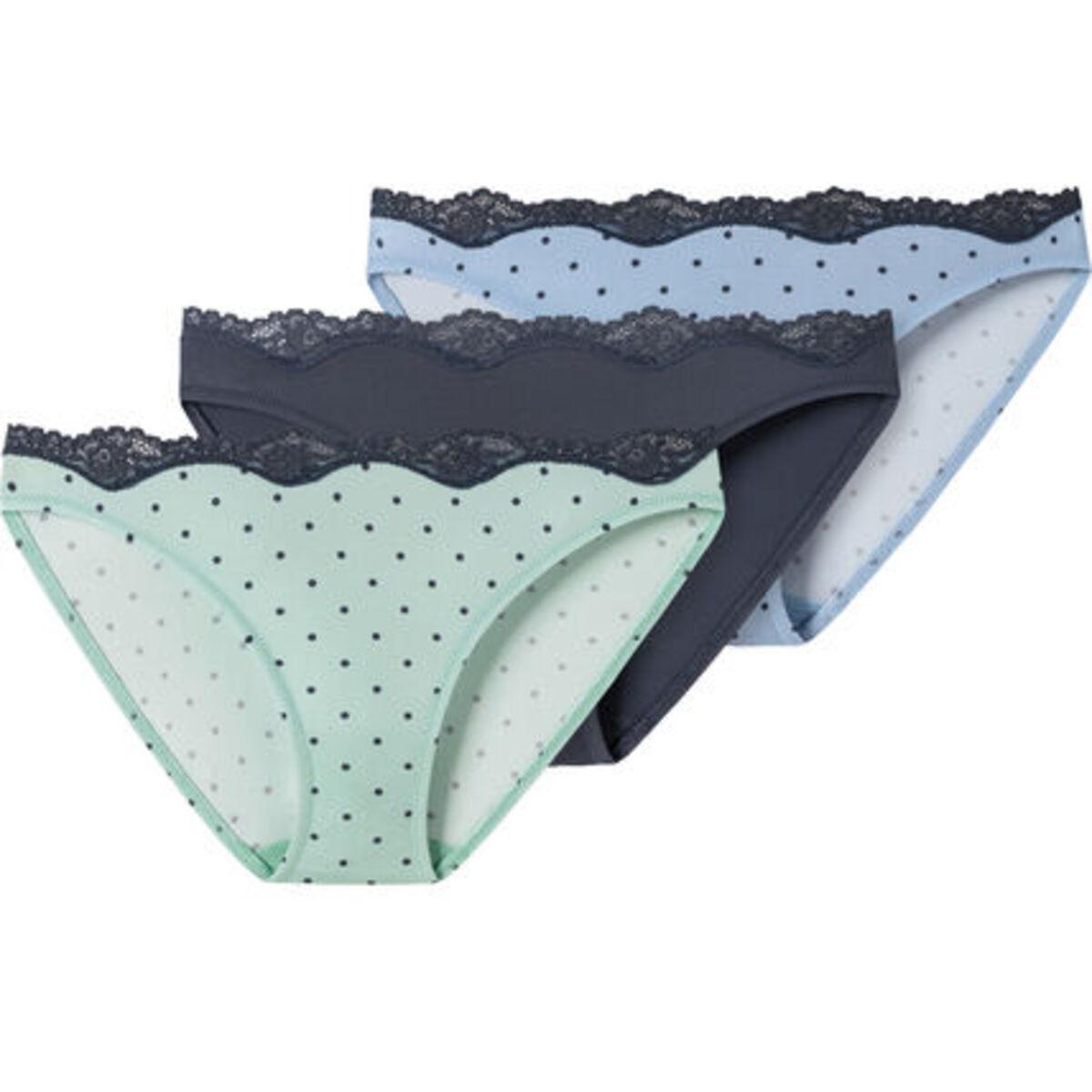 Bild 1 von Schiesser Slips, Mini, 3er-Pack, für Damen