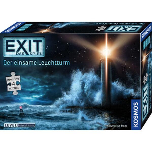 Kosmos EXIT - Das Spiel - Der einsame Leuchtturm