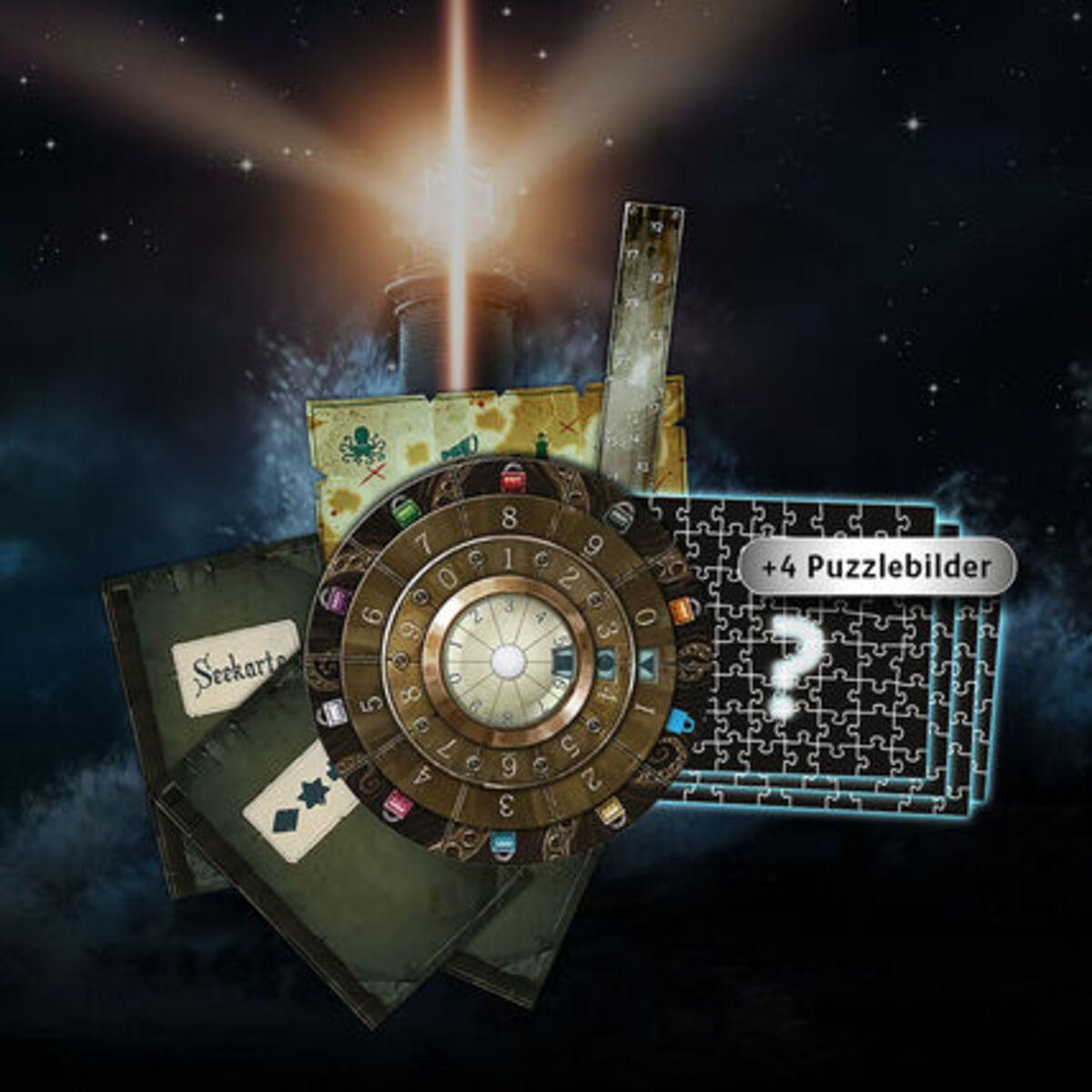 Bild 2 von Kosmos EXIT - Das Spiel - Der einsame Leuchtturm