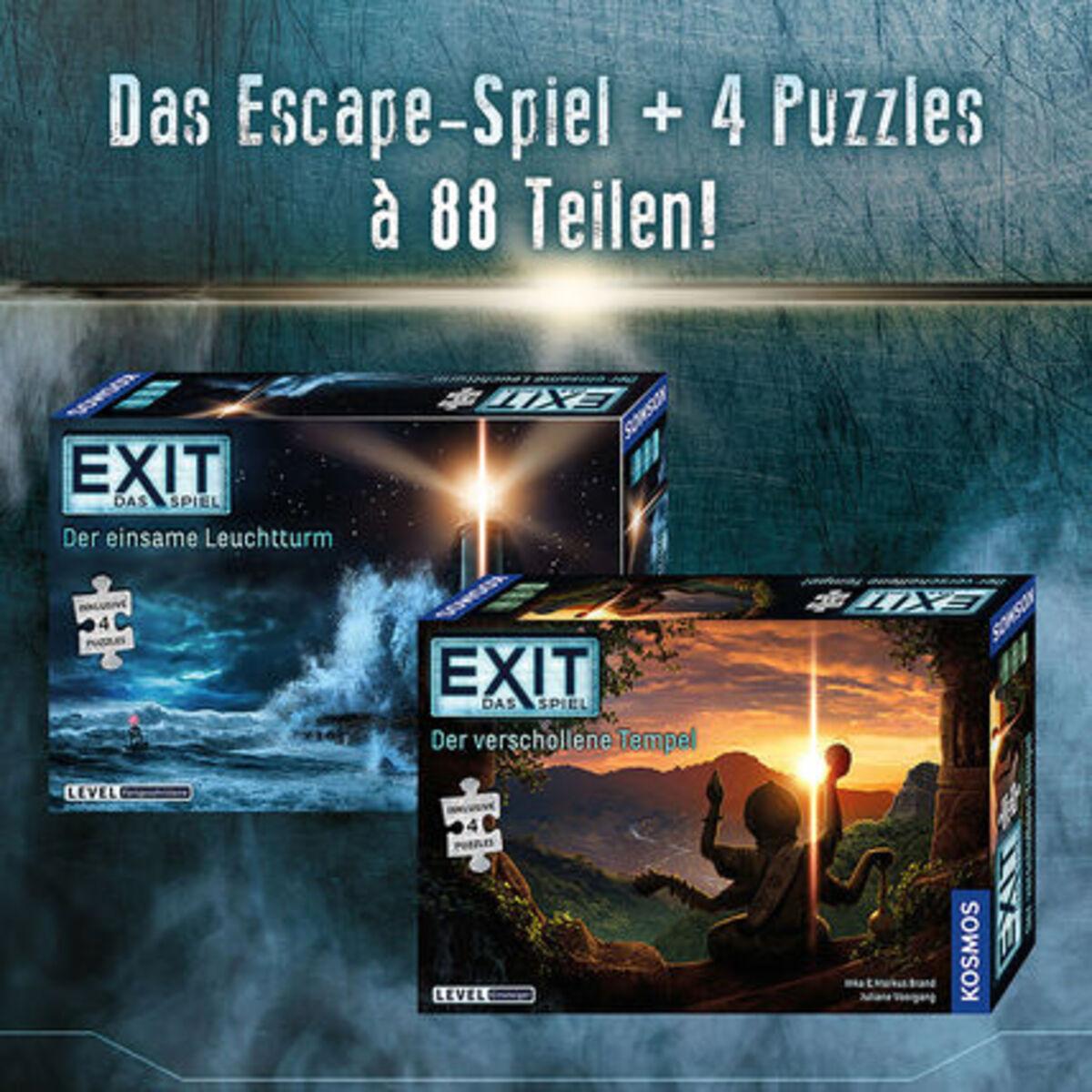 Bild 3 von Kosmos EXIT - Das Spiel - Der einsame Leuchtturm