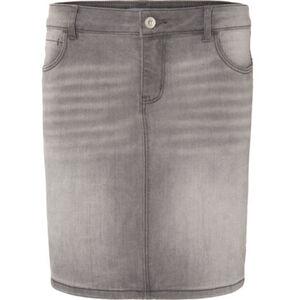 MANGUUN Jeansrock, Baumwoll-Mix, Five-Pocket-Stil, für Damen