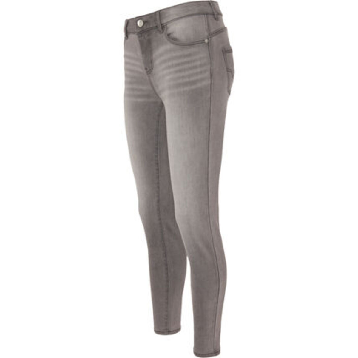 Bild 2 von MANGUUN Jeans, Slim Fit, destroyed-Look, für Damen