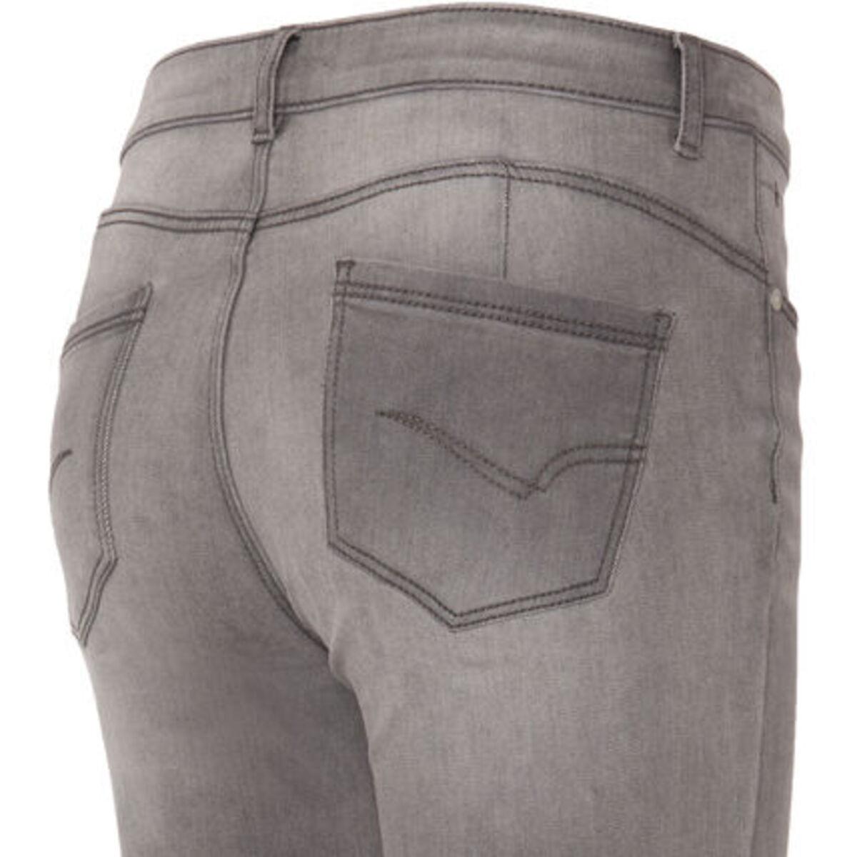 Bild 4 von MANGUUN Jeans, Slim Fit, destroyed-Look, für Damen