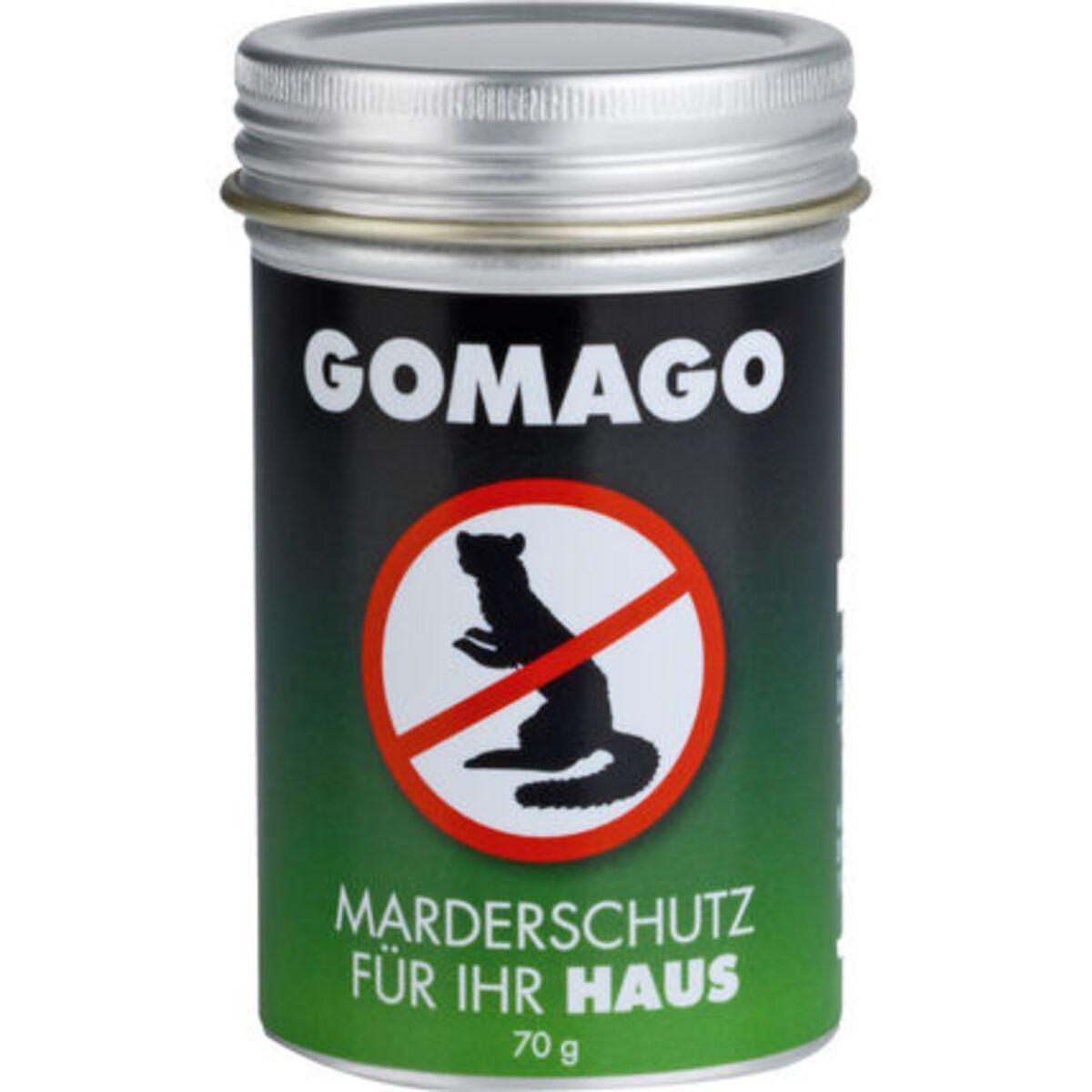 Bild 1 von Gomago Mardervergrämung, Haus, 2er-Set 70 g