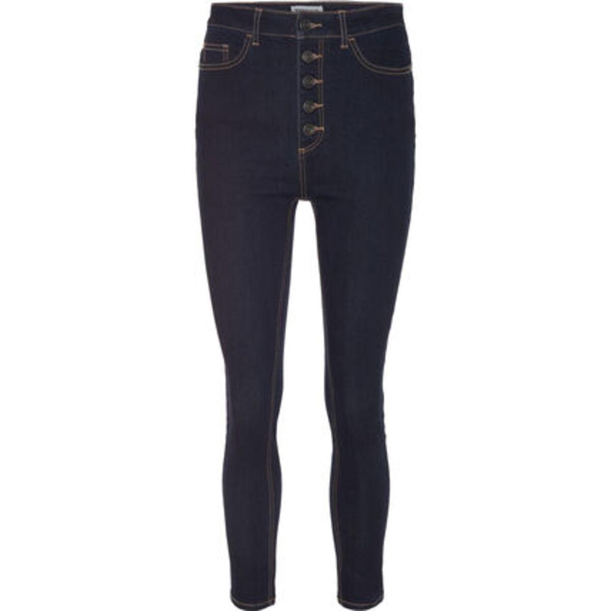 Bild 1 von MANGUUN Jeans, Skinny Fit, Kontrastnähte, für Damen