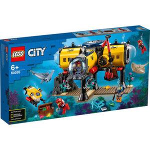 LEGO® City - 60265 Meeresforschungsbasis