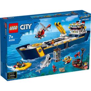 LEGO® City - 60266 Meeresforschungsschiff
