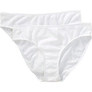 Schiesser Damen Taillenslip, 2er Pack