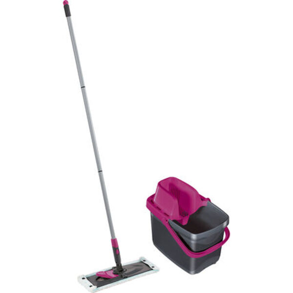 Leifheit Set Combi Clean 60YE pink